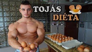Féreg tojás diéta pirula