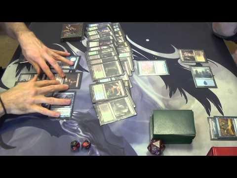 Modern Magic — Sultai Wizard Dredge vs. Esper Unthinkable Mill