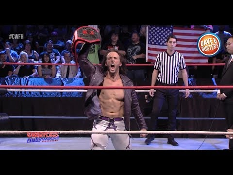 Championship Wrestling presented by Pro Shingle Episode #34