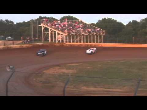 STARS MDRL Late Models / Bluegrass Speedway / Heat #1 / 8-6-11