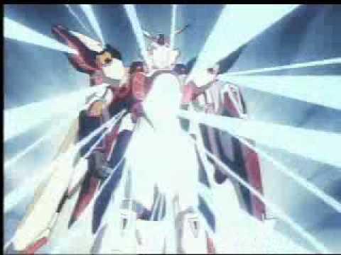 Gundam Wing - Invincible (Pat Benatar)