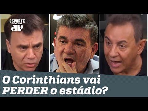 O Corinthians vai PERDER o estádio? Dívida da Arena ganha NOVO capítulo!