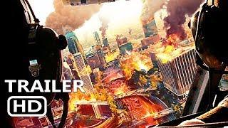 ERUPTION LA Official Trailer (2018) Disaster Movie