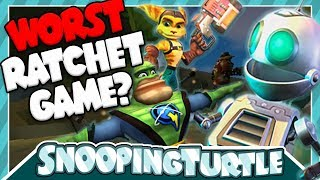 The Worst Ratchet and Clank Game? Size Matters - Snooping Turtle