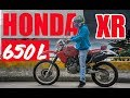 Honda XR650L Por Fin Test Ride español - Stunt