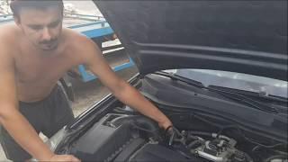 Устранение Жора масла Opel Astra H 1.8 жрет много масла. Ремонт мембраны Opel Astra H 1.8