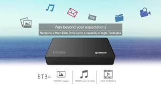 ORICO SATA III to USB 3.0 3.5'' Tool-free Hard Drive Enclosure