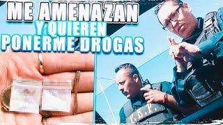 Policías me amenazan y quieren meter droga thumbnail