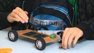 How to make a SOLAR CAR