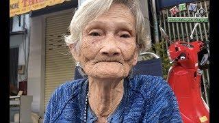 Bà ngoại lớn tuổi bán 6 túi khoai mì mưu sinh mỗi ngày - Khám phá vùng quê