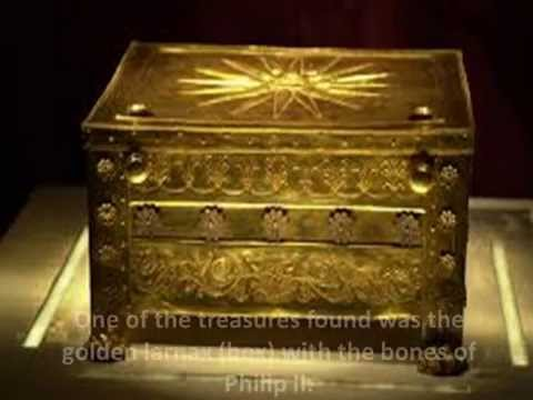 The Golden Larnax