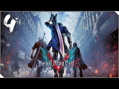 DEVIL MAY CRY 5 | Capítulo 4 | Y por fin jugamos con DANTE!!