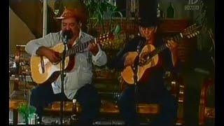 A Ultima Apresentação De Eli Silva e Zé Goiano Na Tv