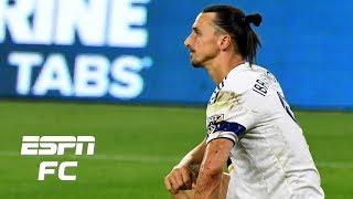 Zlatan Ibrahimovic's comments undermine the LA Galaxy and MLS - Brian McBride | ESPN FC