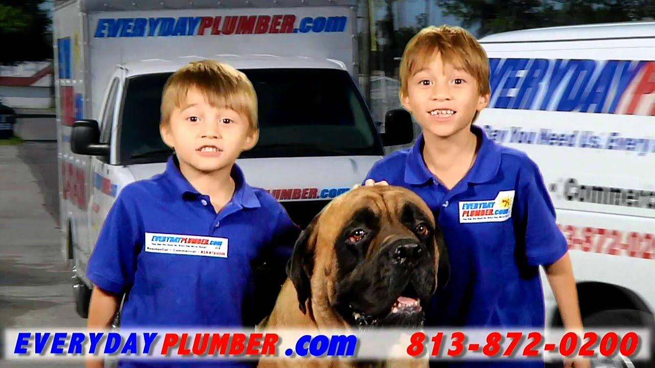 Plumber Tampa  -  EVERYDAYPLUMBER.com