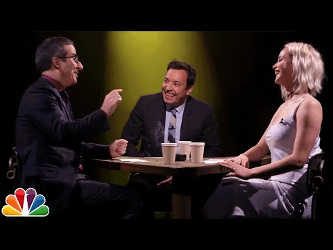 True Confessions with Jennifer Lawrence and John Oliver