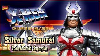 【TAS】 X-MEN CHILDREN OF THE ATOM - SILVER SAMURAI