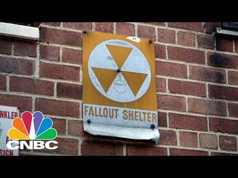 In Case Of A Nuclear Attack Don't Rely On These Historic Fallout Shelters | CNBC