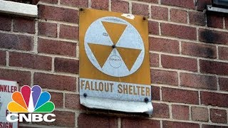 In Case Of A Nuclear Attack Don't Rely On These Historic Fallout Shelters   CNBC