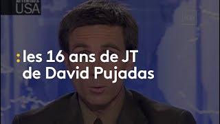 16 ans de David Pujadas au journal télévisé - franceinfo