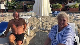 Аланья 3 октября Пляж Клеопатра Встреча с Подписчиками Обнимашки Целоваточки Турция Море Девчонки