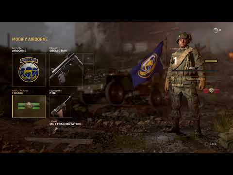 Call of Duty® WWII Private Beta ep.1 le prime partite online.