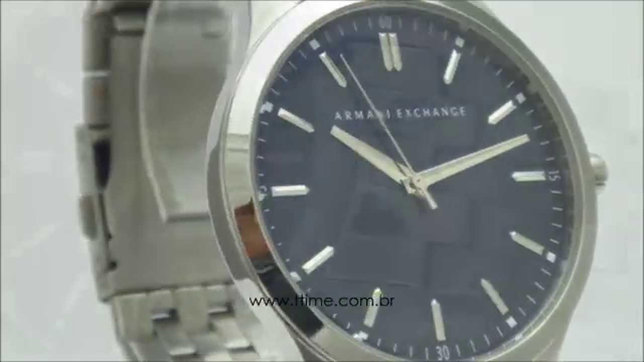 41f80fd18c5 Relógio Armani Exchange AX2142 1AN. ttime Relógios