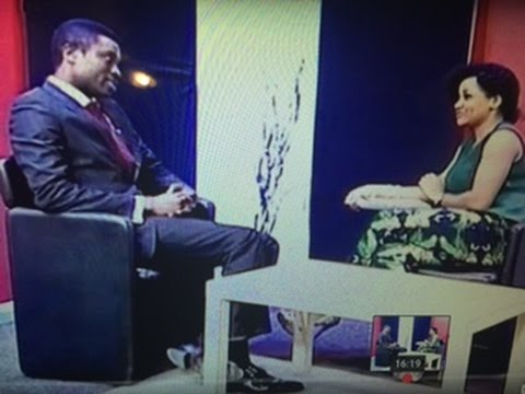 Ben TV Owner Dr Alistair Soyode on  Empower Africa Initiative-Princess Halliday Show
