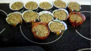 My Weight Loss Journey - Banana Quinoa Muffins