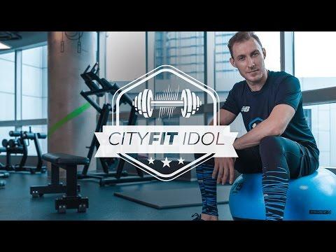 CityFit Idol – Michał z CityFit Rondo ONZ