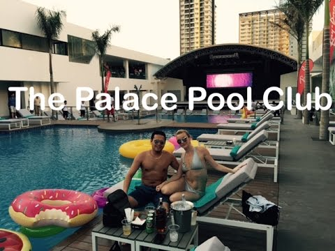 The Palace Pool Club VIP Launch Party Bonifacio Global City Taguig by HourPhilippines.com