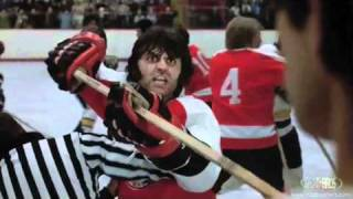 SlapShot is the best hockey movie ever! Hanson brothers