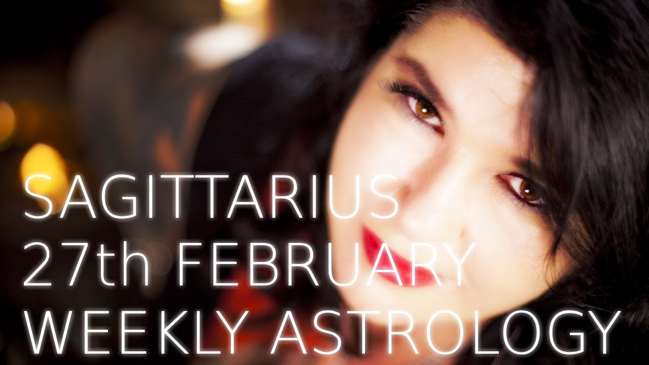 sagittarius weekly horoscope 21 december 2019 by michele knight