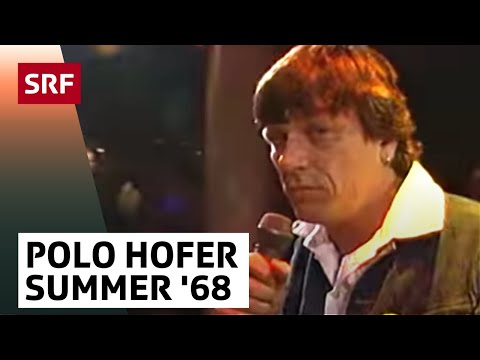 polo-hofer-und-schmetterband:-summer-'68-|-backstage-|-srf-musik