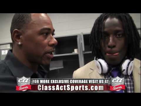 Patriots Wide Receiver Deion Branch Exclusive Interview w/ Class Act Sports