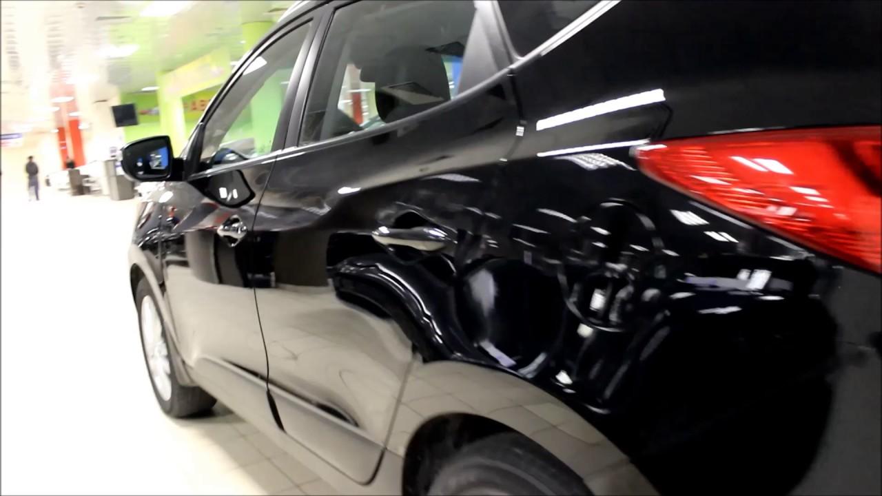 Купить Hyundai ix35 (Хендай Ай Икс 35) 2 л AT 2015 г. с пробегом .