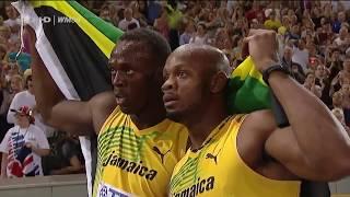 Усэйн Болт 100 метров за 9,58 с. | Мировой рекорд