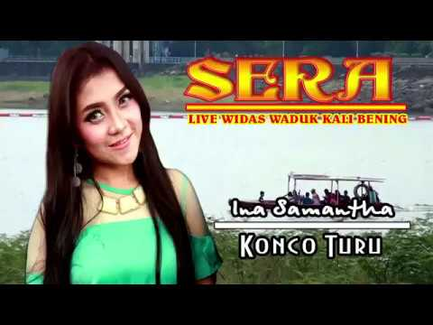 KONCO TURU - INA SAMANTHA SERA LIVE SARADAN 2018