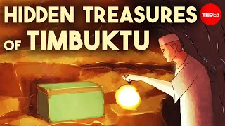 The hidden treasures of Timbuktu - Elizabeth Cox