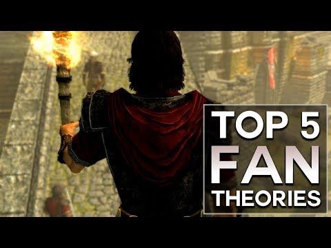Skyrim - Top 5 Fan Theories