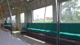 モハ733-109 豊幌→幌向 JR北海道 函館本線 733系B109編成【三菱】 141M