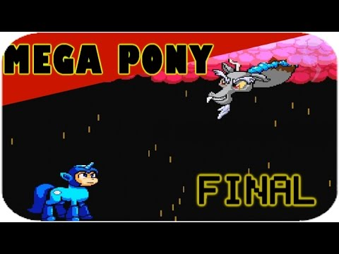 "Brony Game: MEGAPONY (FINAL) ""La magia del Caos"""