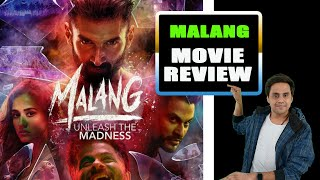Malang Movie REVIEW   Rj Raunak    Aditya Roy Kapur  Disha Patani  Anil Kapoor   BOLLYWOOD NEWS