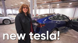 We got our new TESLA model 3!!! Was it worth the wait??