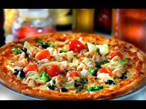 صورة  طريقة عمل البيتزا طريقة عمل البيتزا العجينة الطرية والعجينة الناشفة طريقة عمل البيتزا من يوتيوب