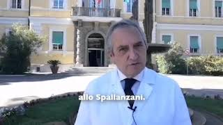 Differenza tra plasma e vaccino spiegato da francesco vaia, il direttore sanitario dello spallanzani