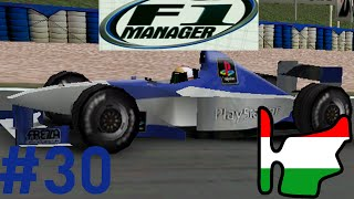F1 Manager: Minardi Manager Career - Part 30 - Hungary