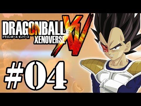 Let's Play: Dragon Ball Xenoverse - Parte 4 - A Fúria de Vegeta