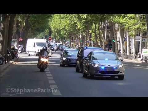 French government cars