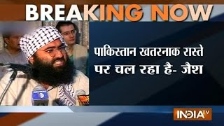 vuclip Jaish-e-Mohammad  Chief Masood Azhar Warns Pakistan to Face Serious Consequences in the Future